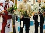 Nepomniachtchi Cramling proclaman Campeones Europa Ajedrez 2010