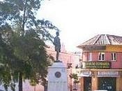 """""""bombita"""" recordado monumento localidad natal tomares (sevilla)"""