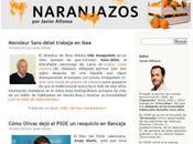 presento otro blog: 'Naranjazos'