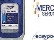 Merck Serono anuncia casi 30.000 pacientes tratados nivel mundial easypod,el primer dispositivo para inyectar hormona crecimiento