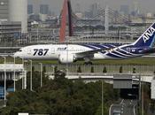 primer Boeing aterriza Japón