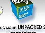 Evento Google Samsung para octubre