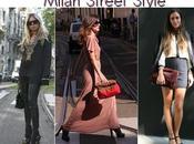 Algunos Looks vistos Milán
