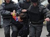 policía rusa detiene manifestantes Orgullo Moscú