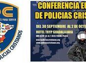 Guadalajara acogió Conferencia Europea Policías Evangélicos