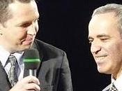 Kasparov contra Short Blitz Octubre