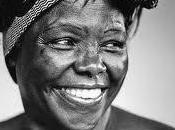 Wangari Maathai, Premio Nobel Deja