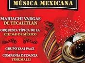Festival Música Mexicana cierra patrio broche