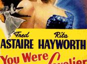 """BAILANDO NACE AMOR (""""You Were Never Lovelier"""", EE.UU., 1942)"""