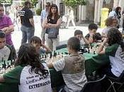 Torneo Rápidas Plaza España Mérida