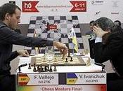 Vallejo vence lider Ivanchuk Grand Slam Paulo Bilbao 2011