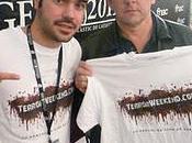 TerrorWeekend.com hace entrega camiseta oficial Dick Mass