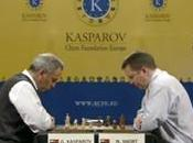 Kasparov gana Short Your Next Move Blitz 2011