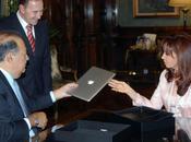 Steve Jobs: prohibido Argentina