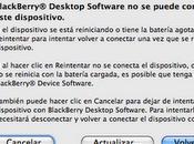 Reinstalar BlackBerry