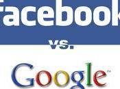 estrategia Google+ para alcanzar Facebook