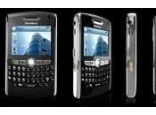 BlackBerry mantiene silencio sobre caída servicios