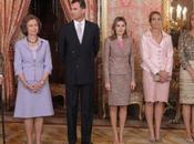 Familia Real Fiesta Nacional. Analizamos estilismos