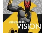 Primer vistazo Avengers Origins: Vision