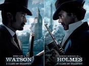 Pósters individuales 'Sherlock Holmes: Game Shadows'