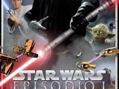 Póster Star Wars Amenaza Fantasma