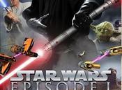 Póster 'Star Wars: Episodio amenaza fantasma 3D', avance 'The Clone Wars''