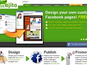 Cool Mojito Diseña paginas para Facebook