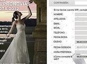 Colección Pronovias 2012