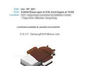 Cream Sandwich Nexus Prime presentarán octubre