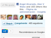 All-Social Style: Widget para WordPress todas páginas sociales