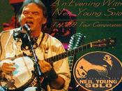 Neil young evening with neil solo tour (1999)