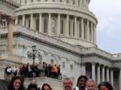 Congresistas norteamericanas departen Colmenita