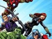 [NYCC2011] Marvel Comics anuncia Avengers Assemble