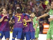 Iniesta Messi, comandando líder Barcelona