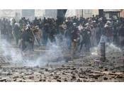 'furia' deja estragos Italia tras protesta mundial