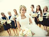 Damas honor bodas otoño