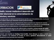 Nueva edición conferencia taller práctico sobre 'Uso redes sociales profesionales empresas'