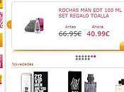 "Central Perfume: Otro ""chollo"" tienda online"