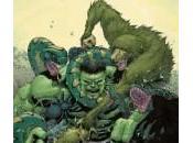 Panel Increíble Hulk Comic Nueva York