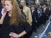 Desempleo real Estados Unidos. cada cinco trabajadores está parado, Noticias Censuradas 2010/2011