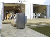 Exteriores jardines modernos