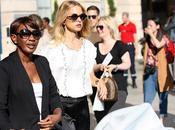 Street looks paris fashion week 2012 part