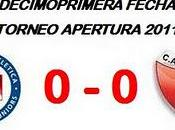 Argentinos Juniors:0 Colón:0 (Fecha 11°)