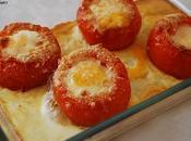Recetario: Tomates rellenos huevo