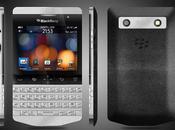 BlackBerry 9980 Knight Porsche para octubre