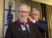 Steven Spielberg recibe medalla honor Bélgica película Tintín