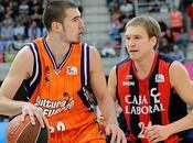 Valencia Basket saca carácter ante Caja Laboral