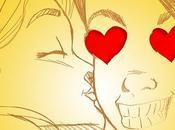 Beso amistad loco amor juventud