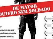 Crítica: mayor quiero soldado'