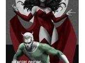Primer vistazo Avengers Origins: Scarlet Witch Quicksilver